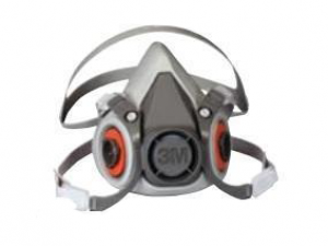 3M 6000 Series Half Facepiece Respirators