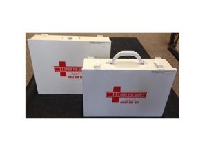 W.S.I.B Standard Regulation First Aid Kit - 16-200 Employees