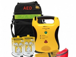 Lifeline Defibtech AED