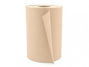 Cascades Pro Brown Paper Towel Roll 12's