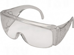 Z200 Clear Series Safety Glasses