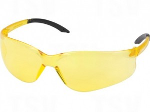Z2400 Series Amber Safety Glasses