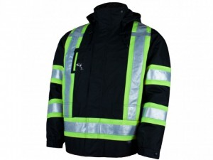 CLEARANCE Hi-Vis 5-in-1 Winter Jacket