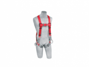 3M Protecta Vest-Style Positioning Harness Pass-Thru