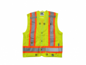 Safety Surveyor's Vest