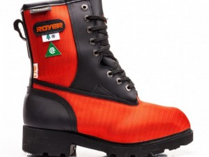 Royer Chainsaw/Forestry Boot