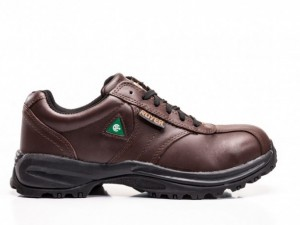 Royer Brown Safety Shoe