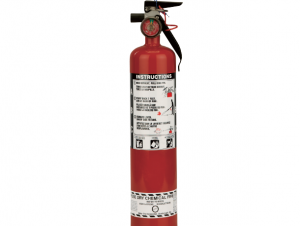 Strike First ABC Dry Chemical 2.5lb Extinguisher