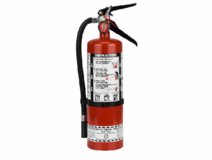 Strike First ABC Dry Chemical 5lb Extinguisher