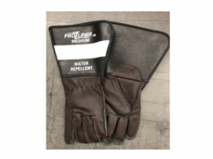 Proliner Water Resistant Linemen Glove, 5.5