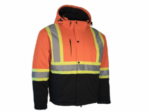 Hi-Visibility Forcefield Softshell Winter Jacket