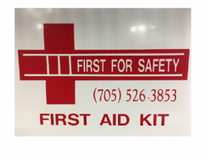 W.S.I.B Regulation 6-15 Employee First Aid Kit